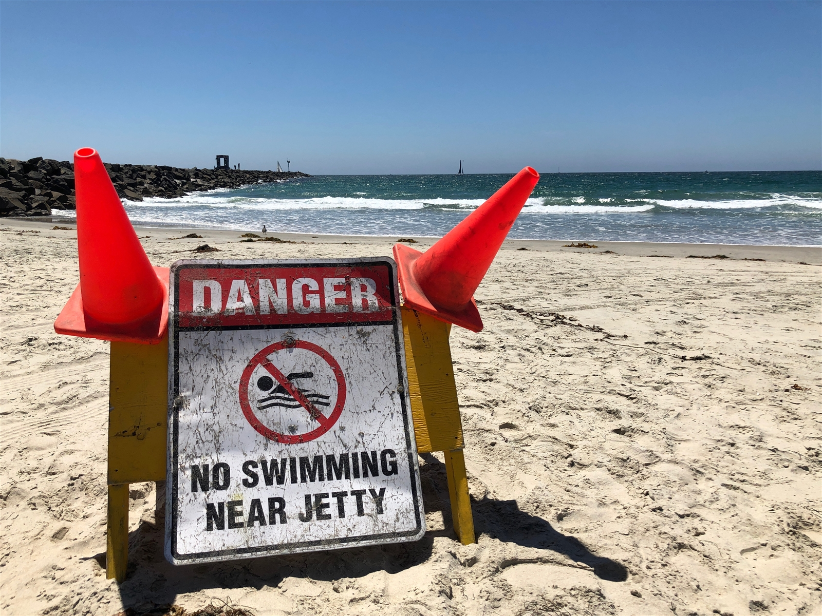 Mission Beach Safety